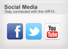 Stay connected with the WRTA