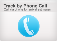 Call via Skype to hear arrival estimates